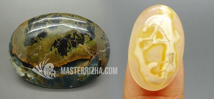 Ciri Batu Akik Berkhodam dan Bertuah