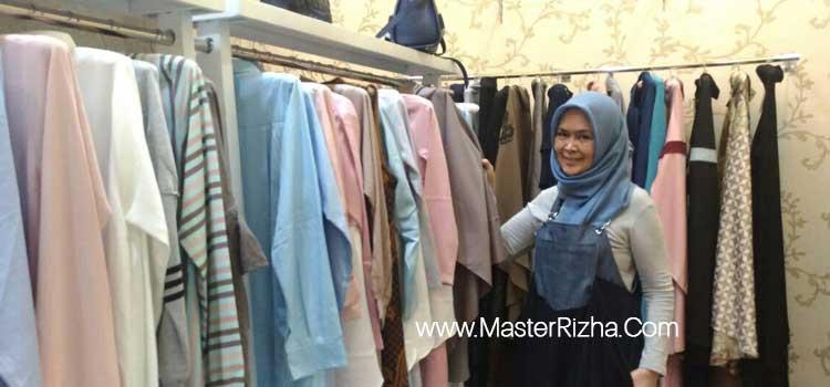 Cara Sukses Berdagang Pakaian