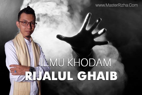 Ijazah Ilmu Khodam Rijalul Ghaib