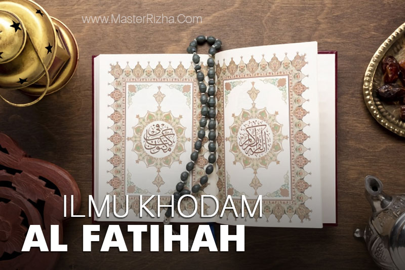 Ilmu Khodam Al Fatihah